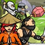 Blind Ninja Ninja Thehotgames Com