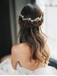 chignon tressã mariage les 59 meilleures images du tableau hair sur coiffures