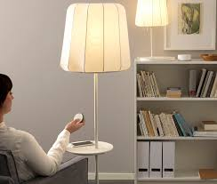 Ikea Desk Lamp Light Bulb Ikea Launches Smart Light Bulbs That Could Be Hacked Daily Mail