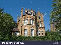victorian detached house in gothic style east twickenham