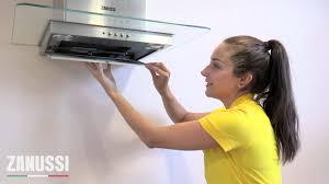 comment enlever une hotte de cuisine pièces détachées et filtres pour hotte de cuisson zanussi