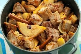 cuisiner le collier de veau recette de veau aux coings et à la cannelle la recette facile
