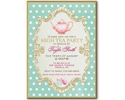 Kitchen Tea Invites Ideas 42 Best Pink U0026 Turquoise Tea Party Bridal Shower Images On