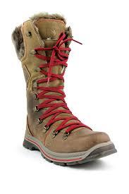 womens fur boots canada santana canada melita faux fur lined waterproof boot nordstrom