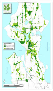 Hop On Hop Off Seattle Map by Seattle Map Art Print Featuring The City Of Seattle Washington