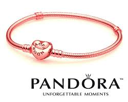 rose gold heart charm bracelet images Pandora rose gold plated moments heart clasp bracelet 590719 jpg