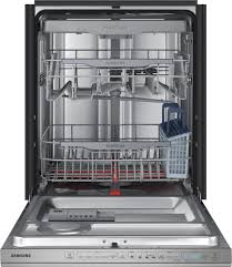 samsung dw80h9970us fully integrated dishwasher with 3rd rack with
