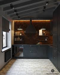 cathy schwabe masculine loft design by vm studio