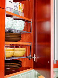 Kitchen Cupboard Interior Storage Storage The Tiny