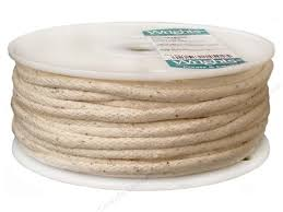 piping cord wrights cotton piping cord 1 4 in x 50 yd 50 yards