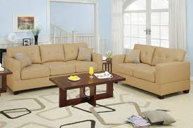 cream leather and wood sofa decorating ideas delectable living room decoration with cream
