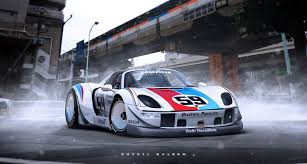 widebody porsche boxster rwb porsche 918 rendering is excellent enough to think someone