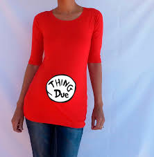 Maternity Halloween Tee Shirts by Maternity Shirt Thing Due Dr Seuss Theme By Djammarmaternity