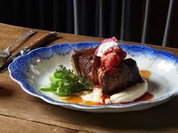 beet braised short ribs recipe erin french food u0026 wine