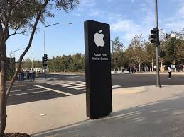 New Apple Headquarters Inside Apple Park First Look At Tech Giant U0027s 5 Billion