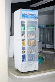 display glass door wine fridge beer cooler bottle cooler lg 400w