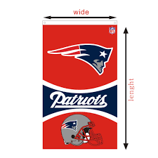 Flying Flag New England Patriots Flags Custom Nfl Race Flying Flags And