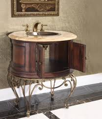 Pedestal Bathroom Vanity Legion 32 Inch Vintage Pedestal Bathroom Vanity Wb 1838l In Dark