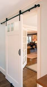 interior for home inside barn doors modern sliding interior home intended for 19