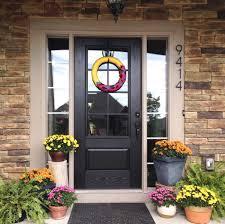 Wooden French Doors Exterior by Doors Inspiring Exterior Doors With Glass Exterior Door Glass