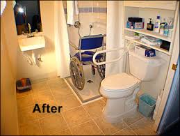 handicapped accessible bathroom designs redesign a tiny bathroom to fascinating wheelchair accessible
