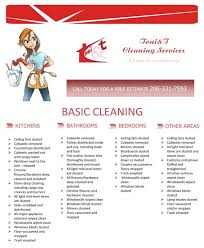 cleaning ideas cleaning adverts exles house cleaning ads templatesmberproco