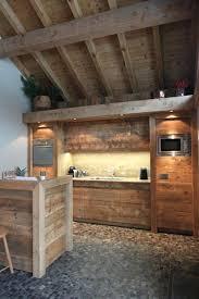 cuisine chalet montagne renovation chalet montagne dun chalet a cuisine cout renovation