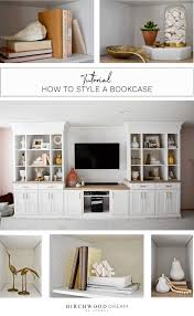 how to style a bookcase tutorial how to style a bookcase birchwood dream