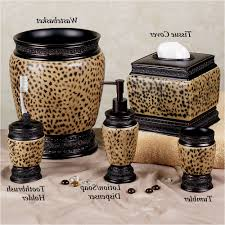 new leopard print kitchen accessories