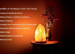 salt rock lamp benefits in stunning home decor inspirations p23