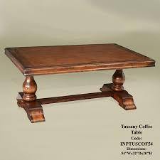 Tuscan Coffee Table Tuscan Coffee Table Santa Barbara Design Center