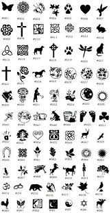 photos celtic symbols and meanings chart drawing gallery