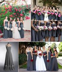 charcoal grey bridesmaid dresses charcoal grey bridesmaid gowns tulle chantilly wedding