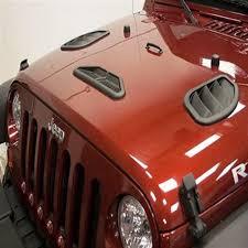 jeep hood vents daystar side hood vents