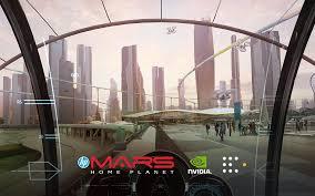 help design life on mars