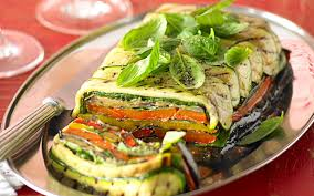 Roasted Vegetable Recipes by Roast Vegetable Terrine Recipe Food To Love
