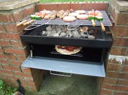 Outdoor Bbq 25 Best Brick Grill Ideas On Pinterest Brick Bbq Diy Grill And