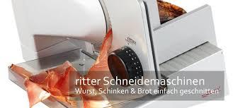 schneidemaschine küche ritterwerk marken schneidemaschinen made in germany bei kochform