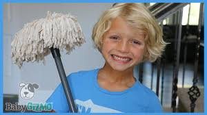 how to get your kids to happily clean the house baby gizmo