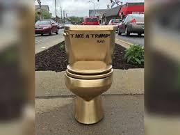 here u0027s what those golden u0027take a trump u0027 toilets mean wtsp com