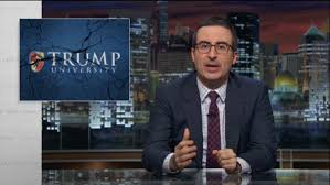 john oliver compares donald trump to bed of nails video