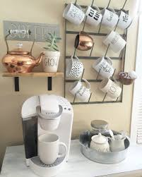 How To Mix Metals At Home Mixing Metals In Your Home Decor by Coffee Station Brass U0026 Mixed Metals Coffee Coffee Pinterest