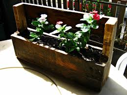 Wall Mounted Planter The Re Workshop Wall Mounted Planter Box Wood Pallet