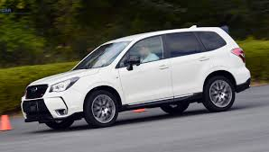 2016 subaru forester lifted 2016 subaru forester ts review carstation com my