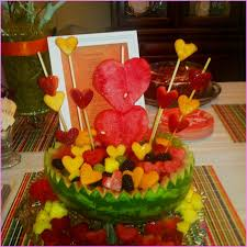fruit decorations beautiful fruit decorations for weddings photos styles ideas