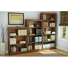 5 Shelves Bookcase South Shore Axess Collection 5 Shelf Bookcase