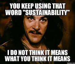 Nonsense Meme - sustainability and skeptical third world child meme or diff rent