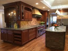custom islands for kitchen custom kitchen islands kitchen mediterranean with cherry cabinets