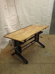 Drafting Table Vancouver 35 Best Industrial Desks Images On Pinterest Industrial Desk