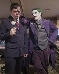 2 Face Halloween Makeup Two Face Costume Archive The Superherohype Forums